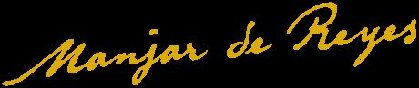 logo manjar de reyes